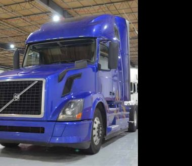 Used Volvo Truck